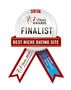 iDate Awards Finalist Badge